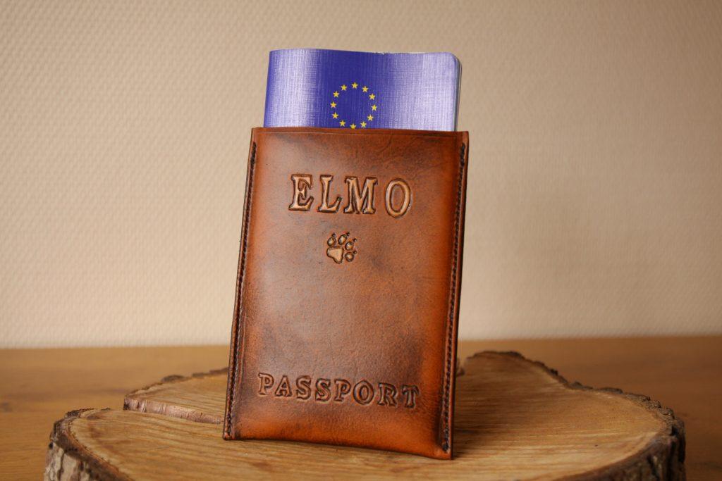 huisdierenpaspoort hoesje paspoort
